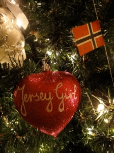 I may live in Norway but I'm still a Jersey Girl at heart