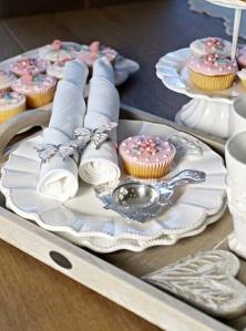 My friend Marita made the cupcakes